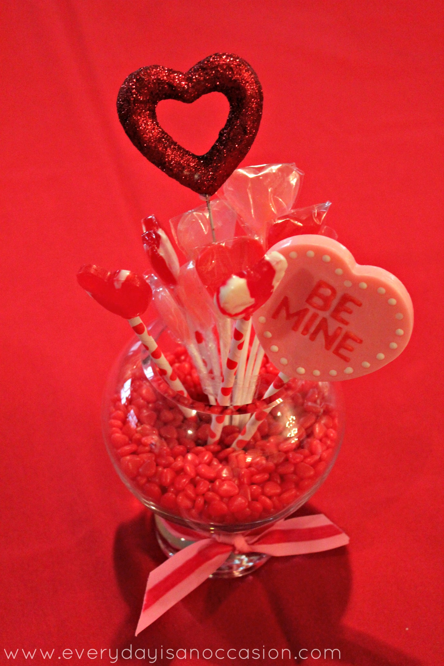 Craft for a cause centerpiece