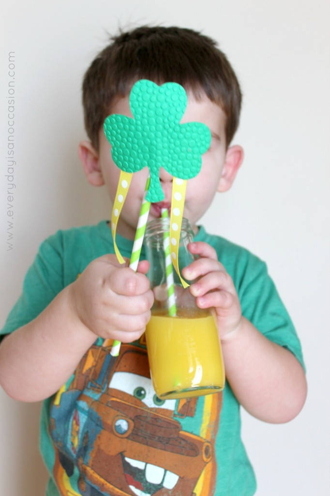 Leprechaun Wands by Every Day is an Occasion