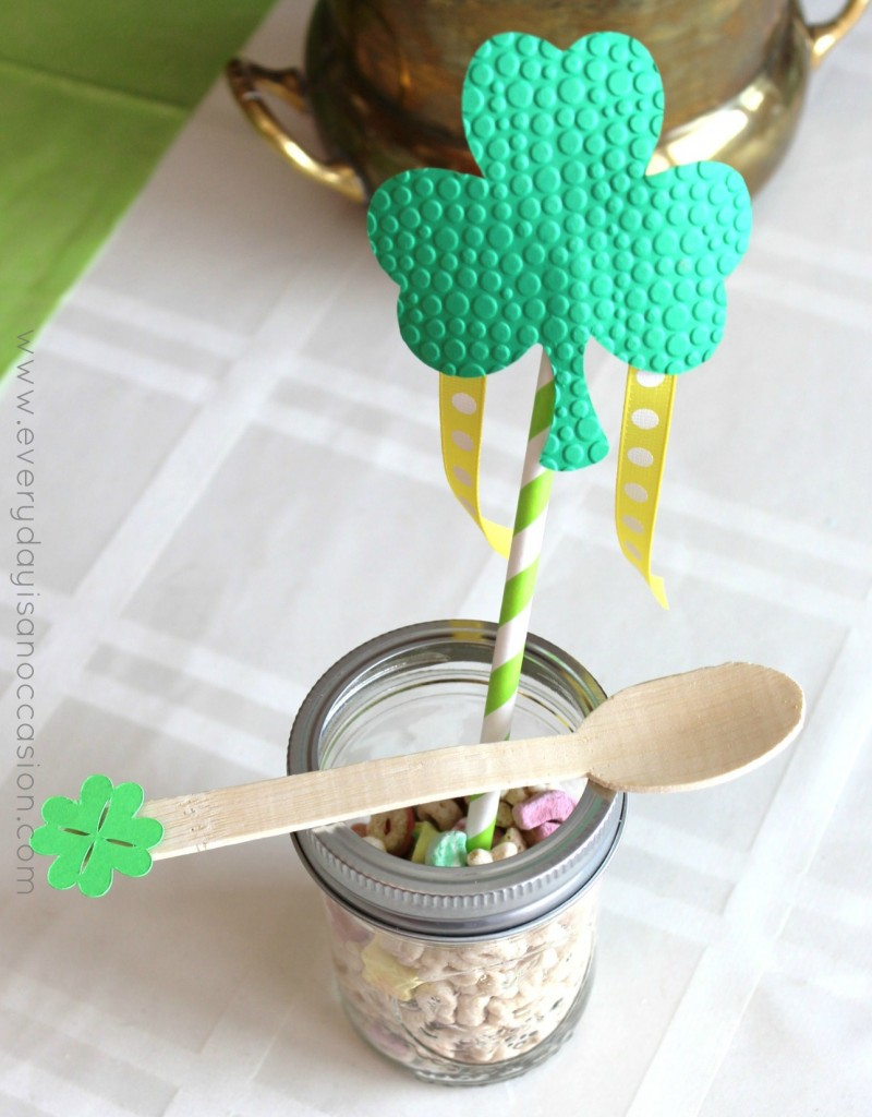 St Patricks Day Treat by Every Day is an Occasion