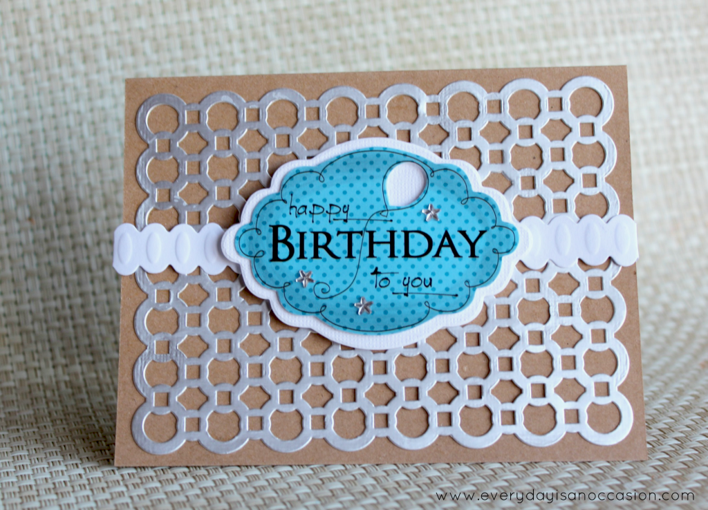 Male Birthday Card by Every Day is an OCcasion