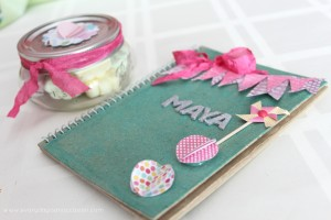 Bright and Cheery Kid's Journal