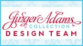 Jinger Adams design team button