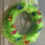 Spring or Summer Wreath by Every Day is an Occasion