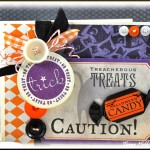 Halloween Card Feature