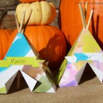 Thanksgiving Tepees