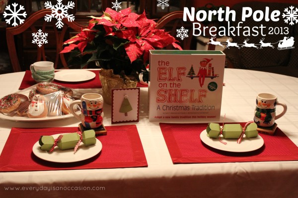 North Pole Breakfast 2013