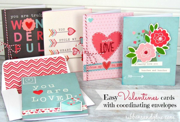 Easy Valentines Cards 2