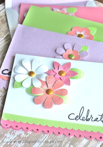 Clean and Simple Spring Cards by Every Day is an Occasion