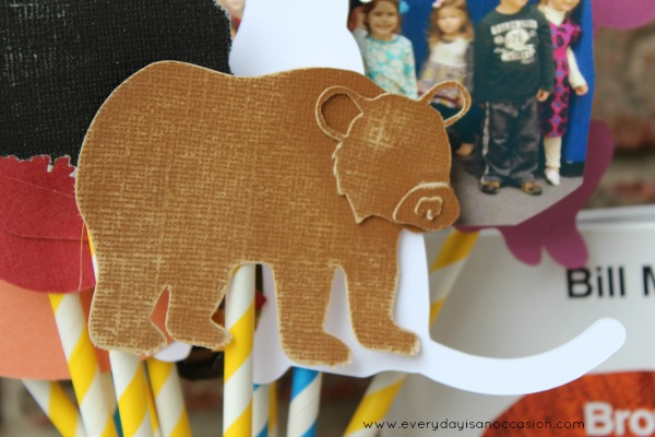 Brown Bear sanded by Every Day is an Occasion
