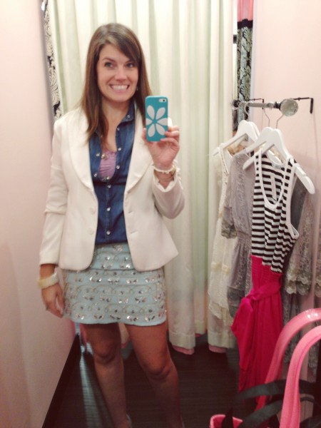 Jill Lebbin from Every Day is an Occasion at Flourish Boutique