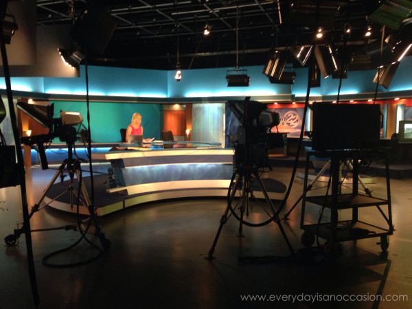 Behind the scenes WSBT