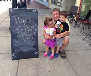 Fathers Day by Jill Lebbin
