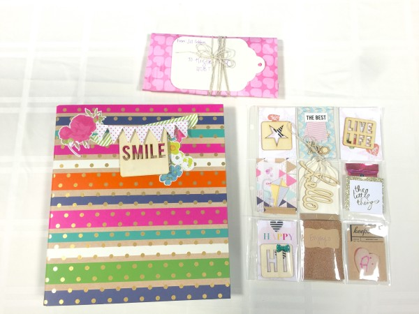 Letter Binder by Every Day is an Occasion