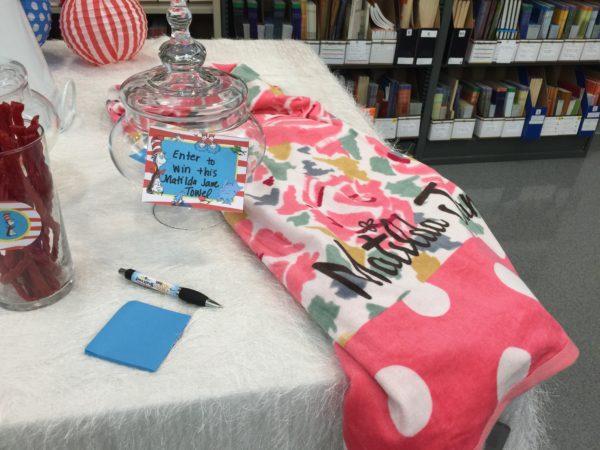 Matilda Jane Towel Giveaway for Teacher Appreciation week