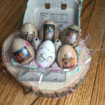 Vacation photo Eggs