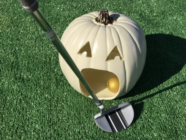 Pumpkin Golf By Every Day is an Occasion