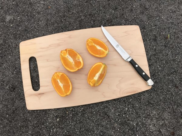 Cutting Board Craft for Mother's Day